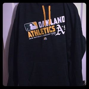 Other - New men's sweatshirt Oakland a's